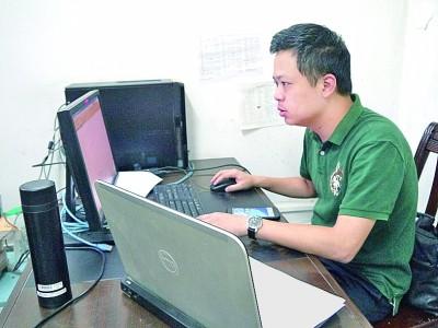 甘科伟:努力到无能为力