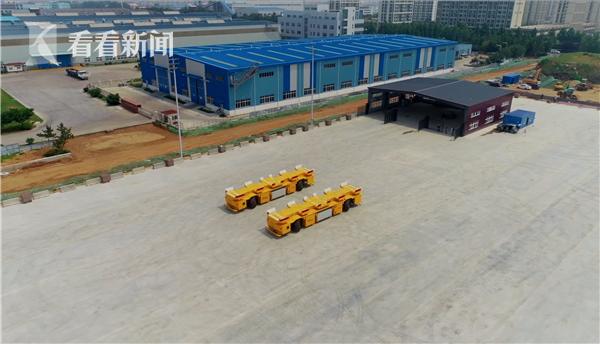 [摩天平台]|中国造机器人再摩天平台次入驻全球最大图片