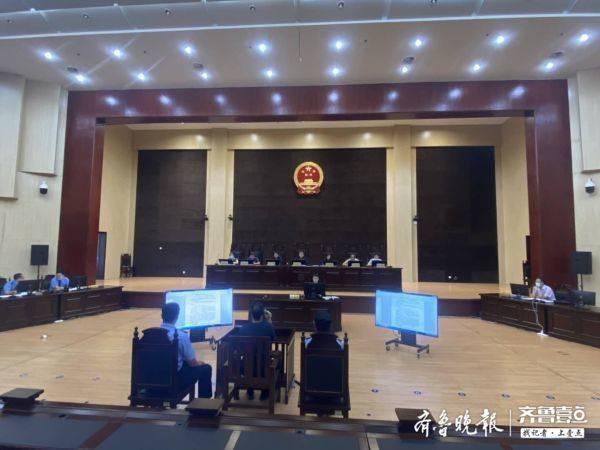 广饶法院公开审理一起涉非法狩猎罪刑事附带民事公益诉讼案件