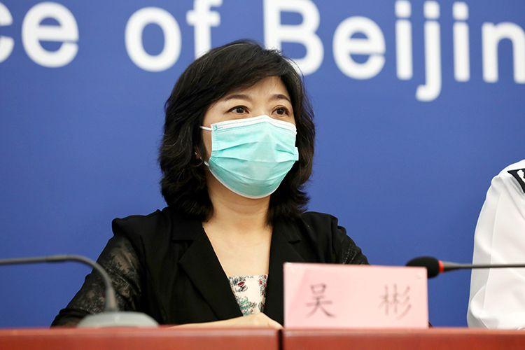 全院封闭管理!北京大学国际医院一名急诊科护士确诊图片