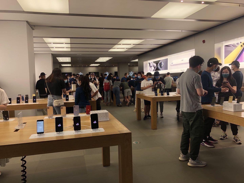 11系列降千元 苹果官方首次参加6·18图片