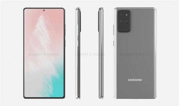 三星Galaxy Note 20通过3C认证