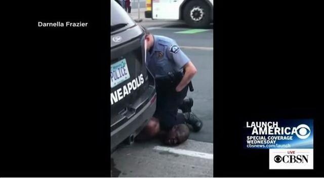暴力执法令黑人致死的警察6月1日出席听证会 保释金约50万美元