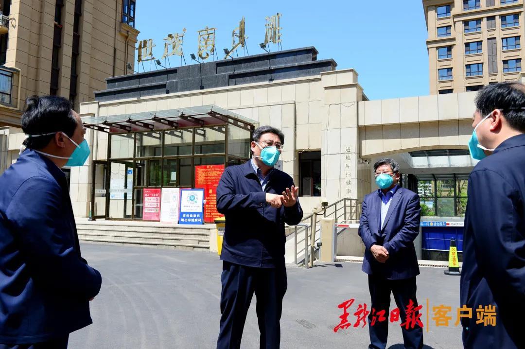 """""""清零""""后,牡丹江再增13例无症状感染者,停课停运"""