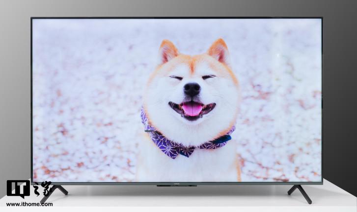 【IT之家开箱】荣耀智慧屏X1 65英寸图赏:沉浸表现,精致纤薄