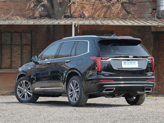 凯迪拉克XT6降价!不到40万就能买,豪华三排座-大SUV