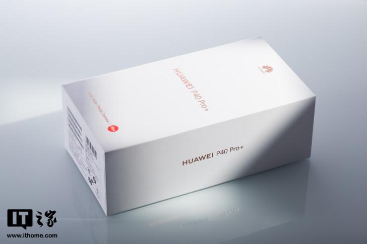 【IT之家开箱】华为 P40 Pro+ 图赏:微晶陶瓷,温润如玉