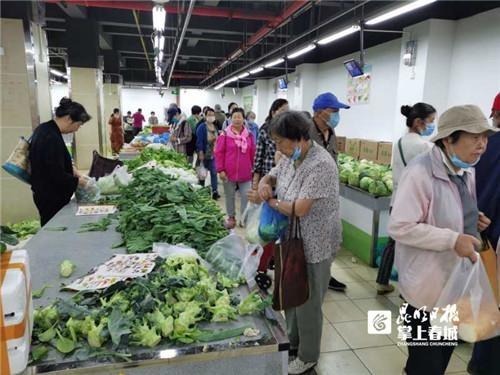 线上电商、直播电商……毅农智慧市场落户苏家塘社区
