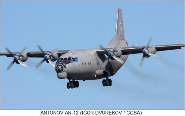 在对印自卫反击战期间,印方有6架安-12运输机参与了增援拉达克地区的行动。中国的运-8运输机也是仿制的安-12运输机。图片来源:CCSA