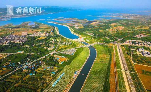 水利部:南水北调中线一期工程调水306亿立方米图片