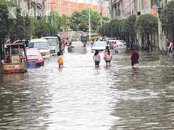 摩天注册:地出现强降雨36摩天注册条河图片