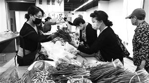 毅农智慧化农贸市场落户苏家塘社区