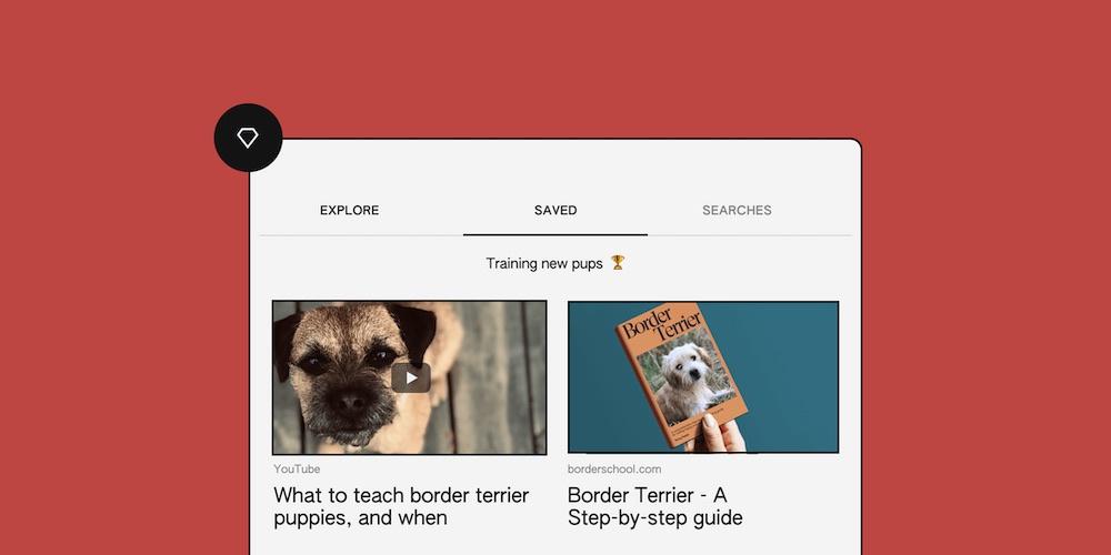 Google 打造一款基于 AI 的 Pinterest 竞品,名为 Keen