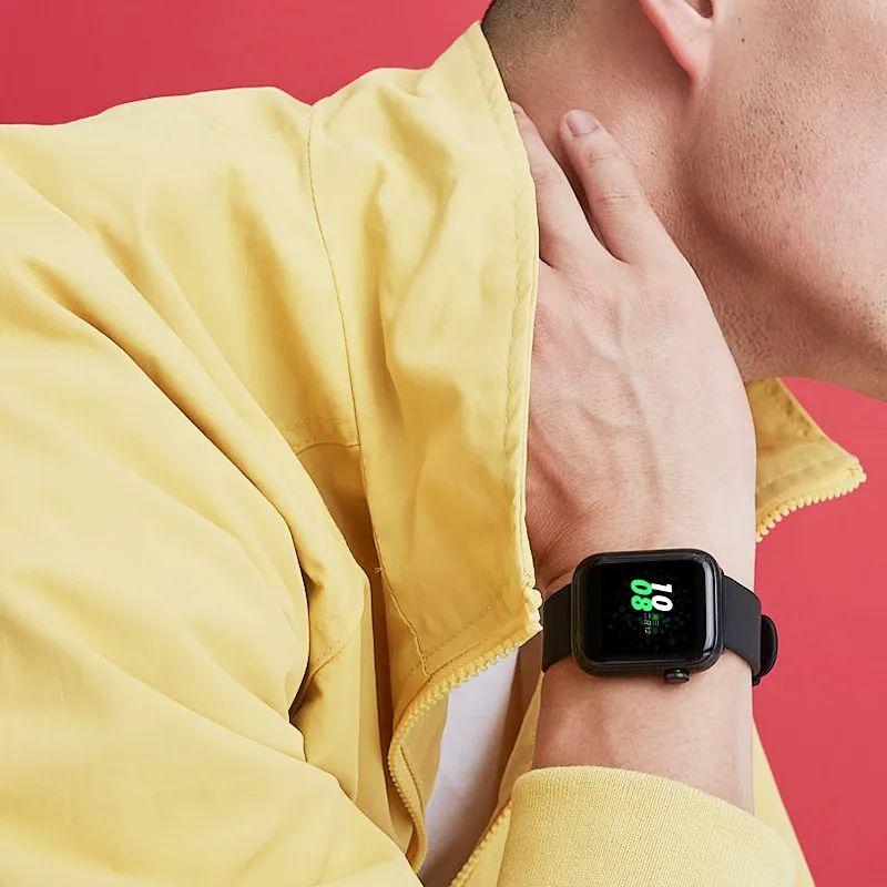 昨晚,苹果开了个发布会,其实咕咚也有新品要发布!