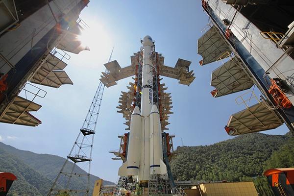 44次发射100%成功,金牌火箭助力北斗完成全球组网图片