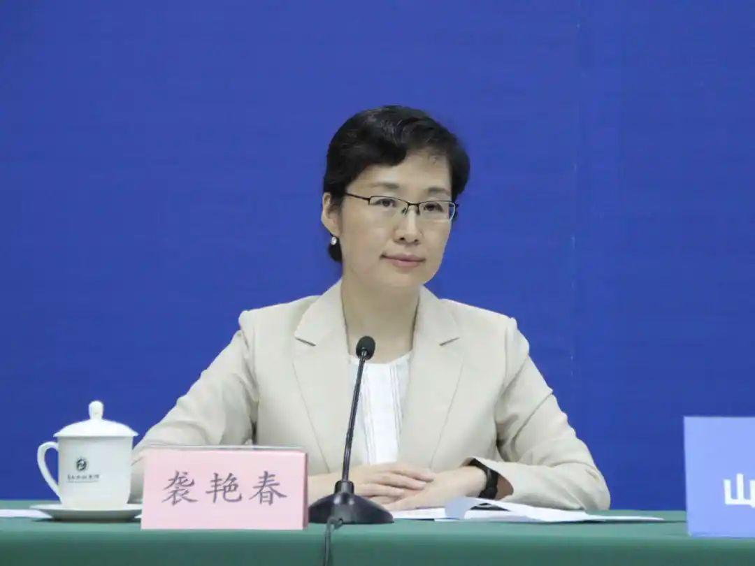 「摩天登录」艳春已任山东省摩天登录委宣传部副部长图片
