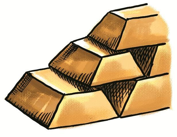 避险资金流入黄金市场 中长期配置不过时