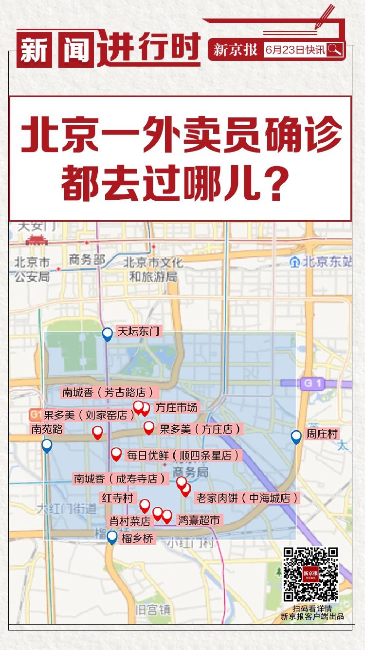 图解摩天测速│北京一外卖员确诊都,摩天测速图片