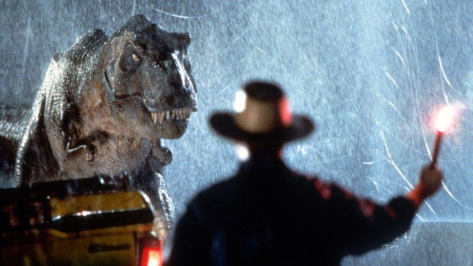 「摩天平台」上映27年后摩天平台侏罗纪公园再图片