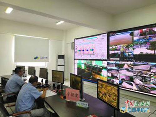 景德镇水务公司为中、高考稳压供水保驾护航(图)