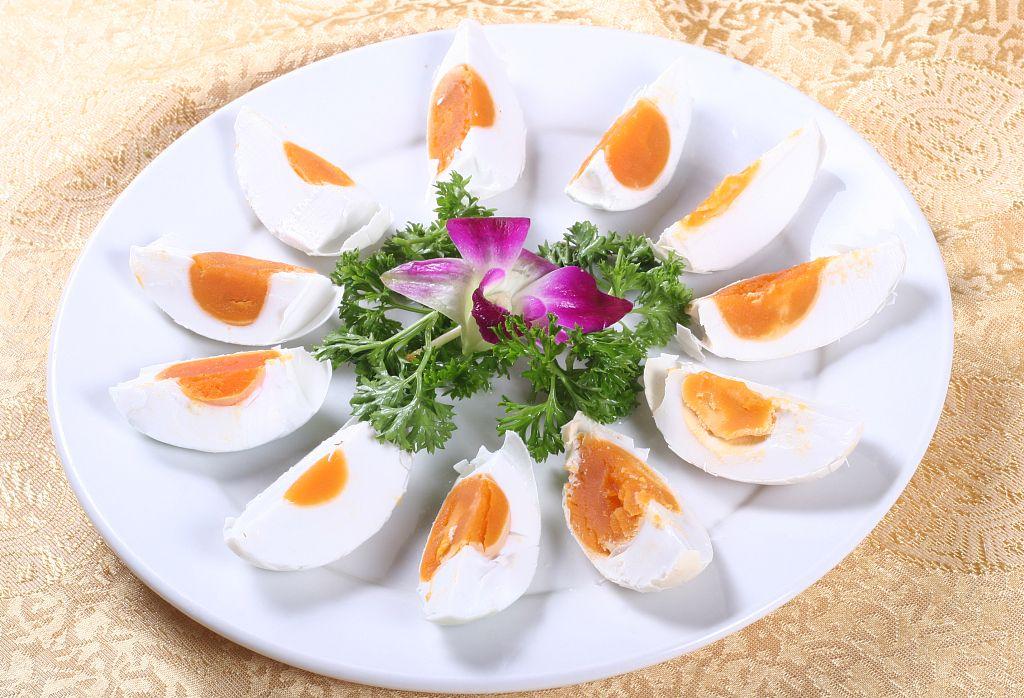 端午大数据:山东咸鸭蛋相关企业超300家,全国最多图片
