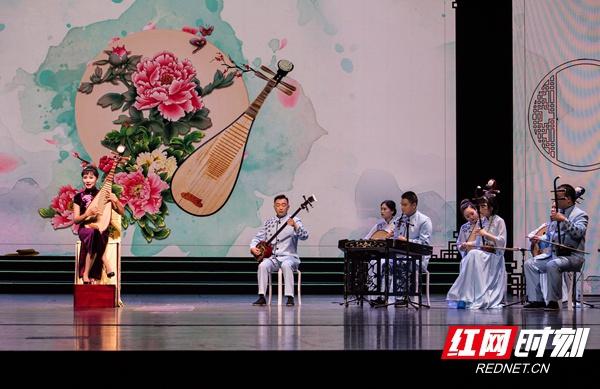 常德丝弦《昭君出塞》亮相第十一届中国曲艺牡丹奖全国曲艺大赛