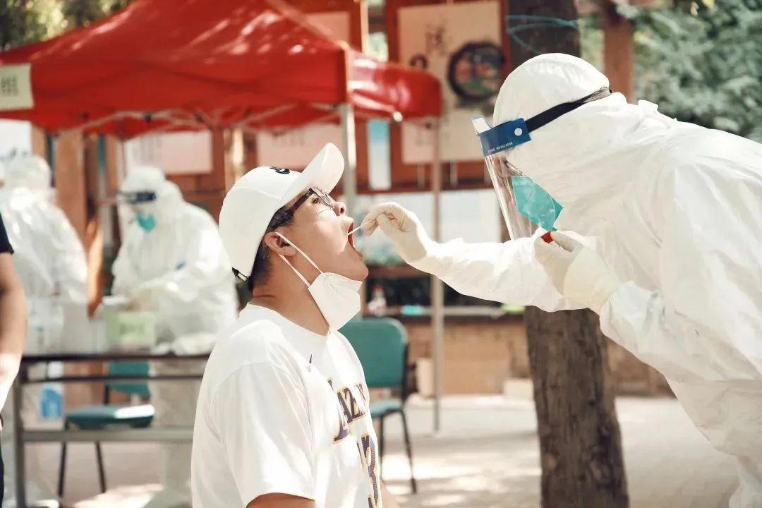 北京凤凰汇、花乡奥莱村等5家商场公布已全员通过核酸检测图片