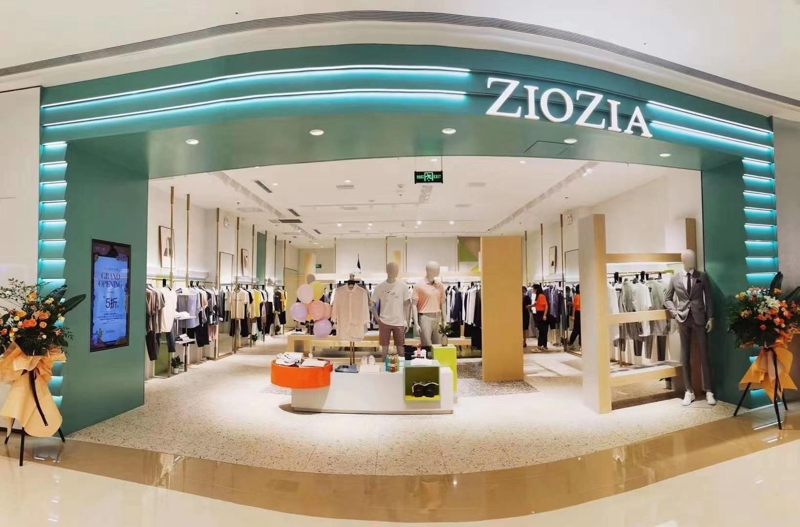 九牧王旗下的韩国男装ZIOZIA一周之内开四店,疫情后是抢占渠道的好时机吗?