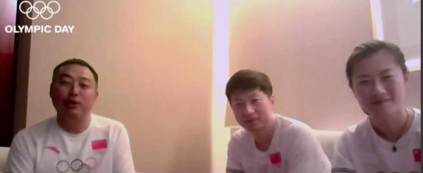 《【煜星品牌】刘国梁瘦了十几斤!应对奥运延期 他们压力很大》