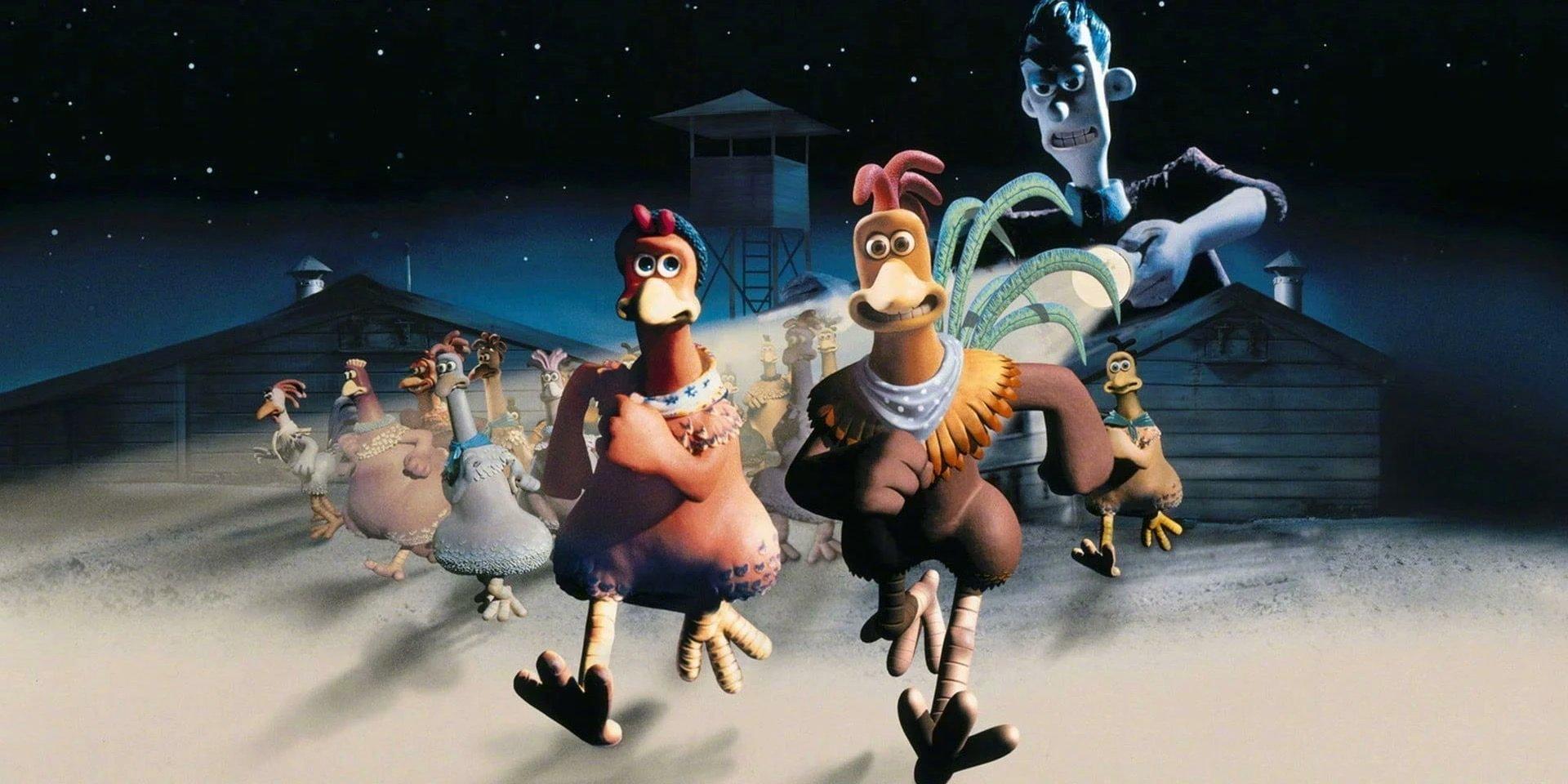 奈飞将拍摄动画《小鸡快跑2》,《小羊肖恩》班底或加盟图片