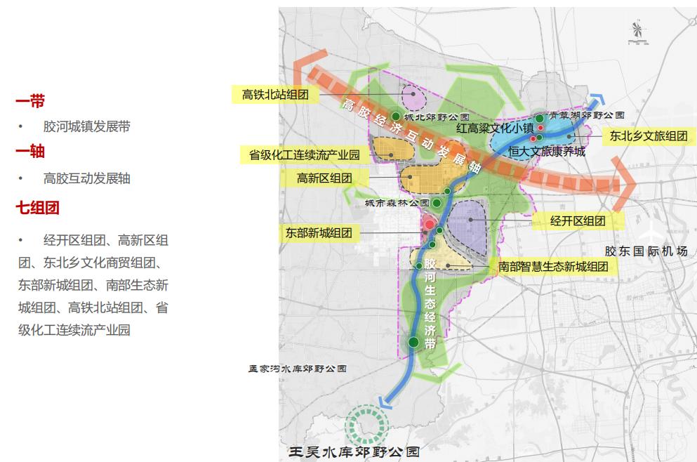 """网曝青岛地""""铁8号线""""经过胶州向西延伸到高密?"""