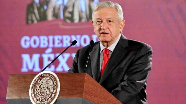 墨西哥总统佩雷兹(Andrés Manuel López Obrador)