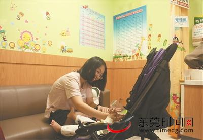 东莞今年将新建或升级一批母婴室