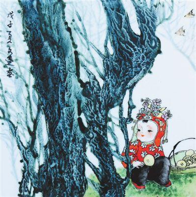 让艺术走进大众生活——郭文连陶瓷艺术展首入地铁站展出