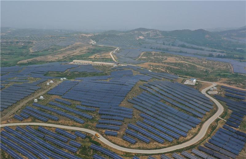 """河北""""风光""""新能源装机容量突破3000万千瓦"""