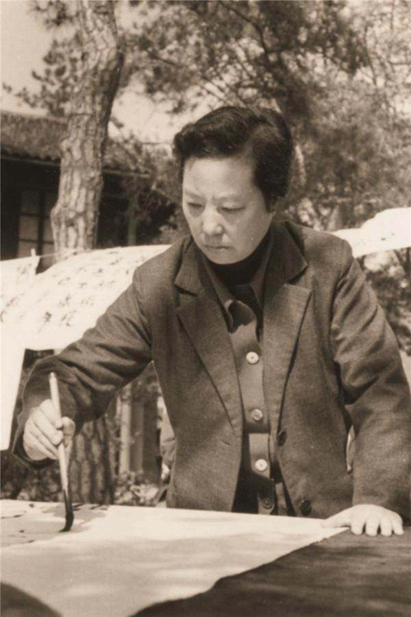 摩天测速:98岁中国书画界摩天测速泰图片