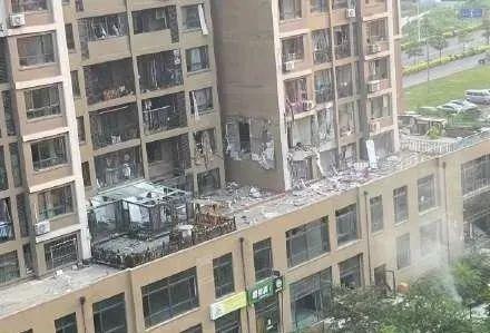 家庭纠纷激化后打开煤气引发爆炸,造成3死4伤!