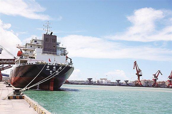 东方八所港:打造一流综合性管理