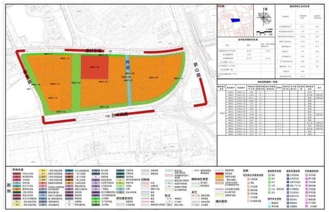 新增幼托、公共服务设施和支路2条...来看浦东这个社区规划的局部调整
