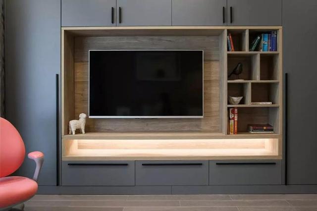 新房87平米三居室现代风格,装修只用了8万,谁看谁说划算!