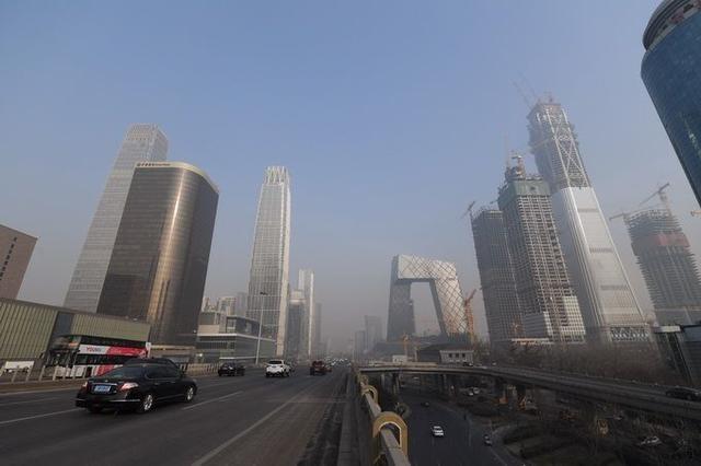 北京最新天气预报:上午空气污染加重,夜间将逐渐改善