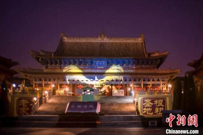 端午假日期间,山西省实现旅游综合收入21.09亿元。洪洞大槐树景区供图