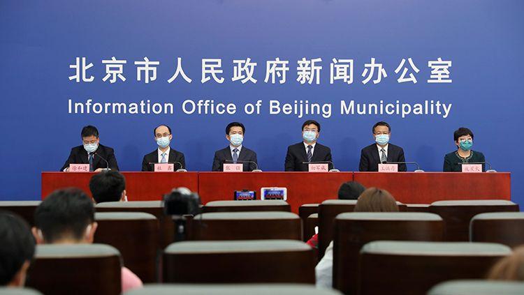 北京新增6例新冠肺炎确诊病例