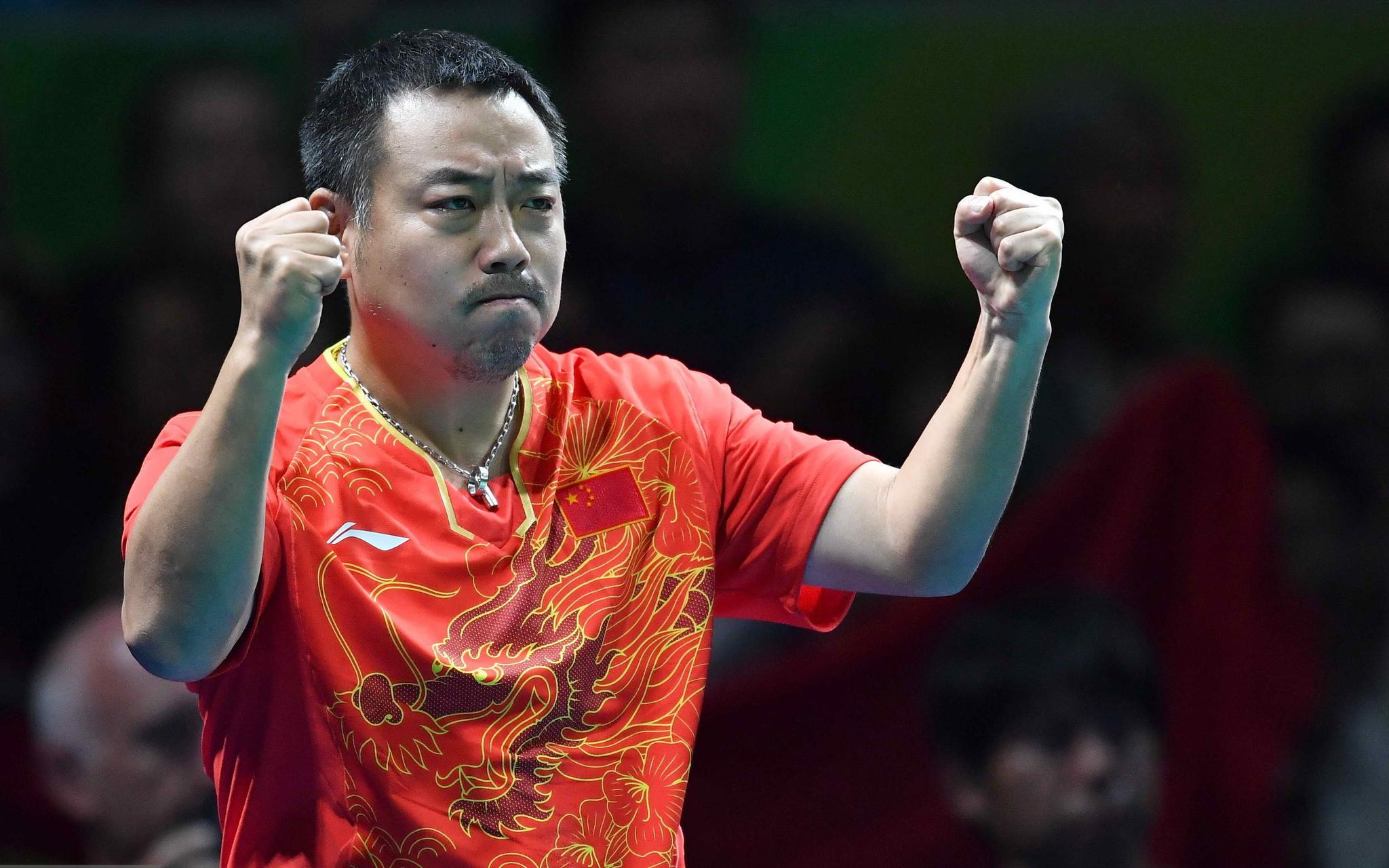 刘国梁出任WTT世界乒乓球职业大联盟理事会主席图片