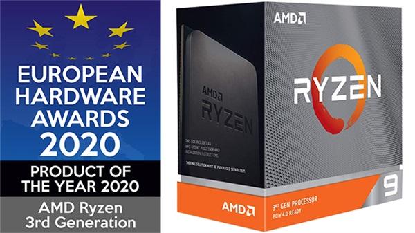 欧洲硬件大奖公布:AMD拿下多项最佳,一加8 Pro获最佳手机