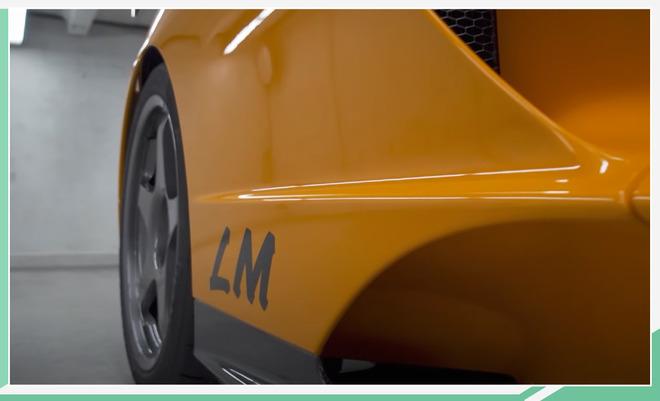 迈凯伦推Senna LM特别版 2.8秒破百/限量20台