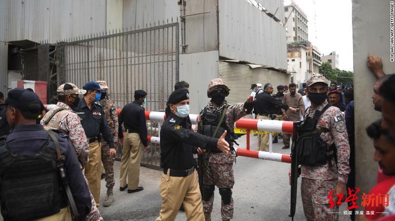 巴基斯坦证券交易所遇袭,至少11人死亡!袭击者还带了食物储备