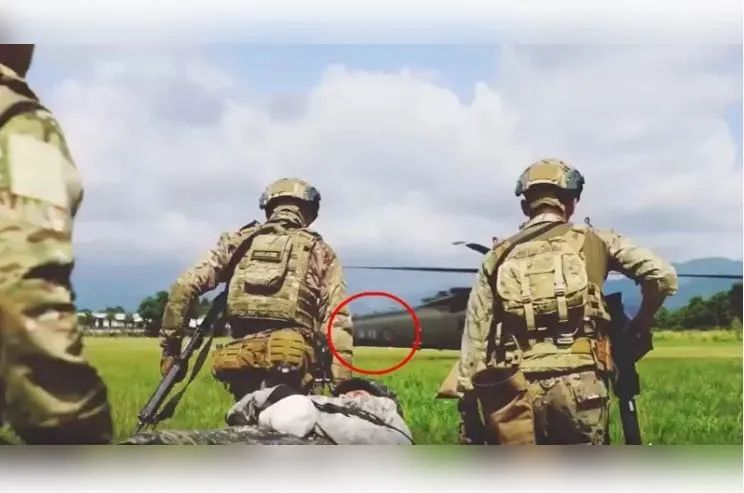视频画面图自《连合报》