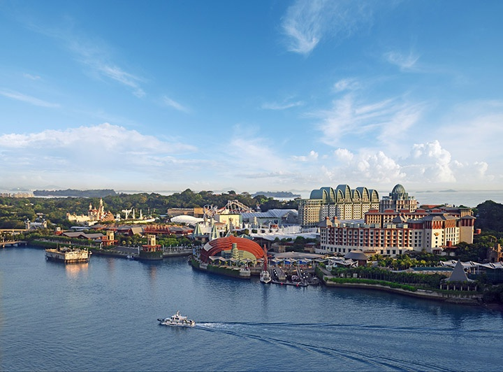 新加坡圣淘沙名胜世界荣获TTG中国旅游大奖