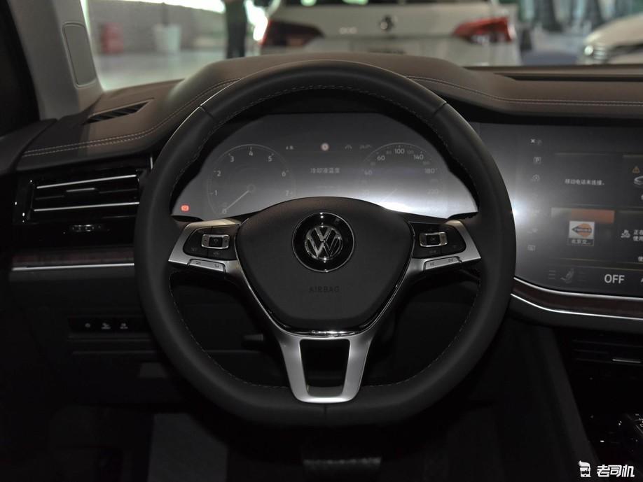 """与添越、Urus同平台 这款大众SUV比那款""""带字母""""的还低调"""